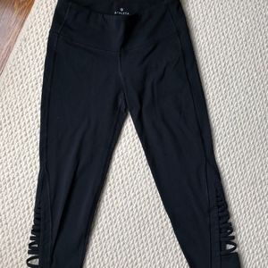 Athlete Cropped Pants